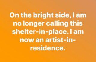 Art-in-residence